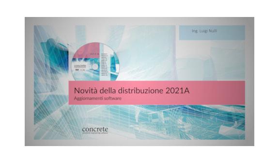 Novità 2021A